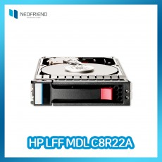 HP MSA 2TB 6G SAS 7.2K LFF HDD (C8R22A/717802-001)