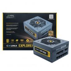 [마이크로닉스] 쿨맥스 COOLMAX EXPLORER 750W 80Plus Gold 230V EU 풀모듈러 HDB ATX 파워서플라이